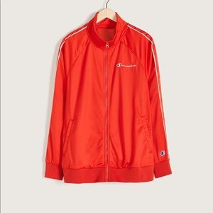 Red Track Jacket - Champion